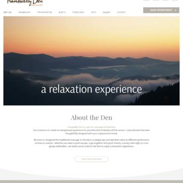Tranquility Den Massage