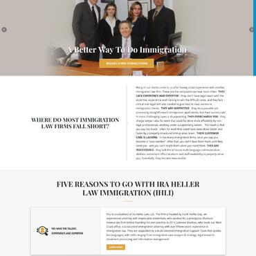 Ira Heller Law