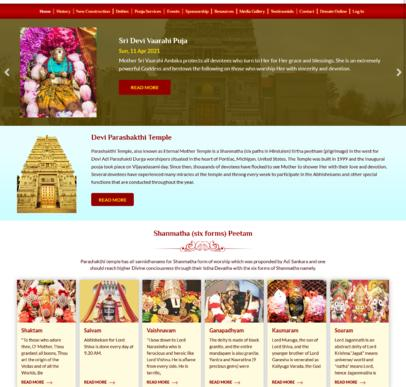 Devi Parashakthi Temple